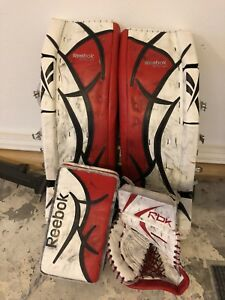 Reebok goalie gear