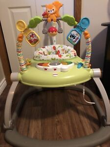 Woodland SpaceSaver Jumperoo