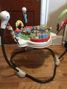 Fisher Price Stationary jolly jumper