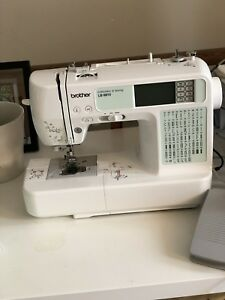 Brother Embroidery and Sewing Machine LB6810