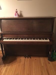MOVING!! Henry Herbert Acoustic Piano