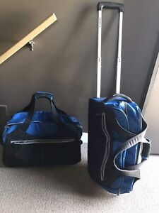 Travel Carry On Bags with wheels, set of 2 for $40. or $25. ea