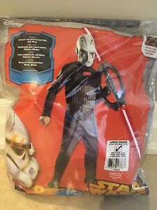 "Like New, Star Wars ""The Inquisitor"" Costume, Child"
