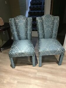 Accent chairs $100 for both