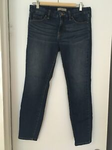 Guess Power Curvy Ankle Jeans Size 30