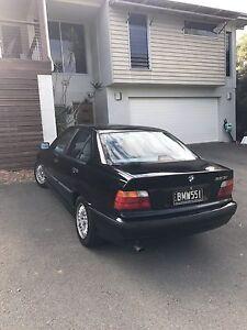 BMW E36 323i + rego & rwc Kangaroo Point Brisbane South East Preview