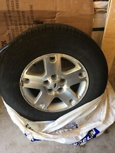 Ford tires and rims
