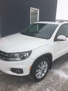 Sell 2013 VW Tiguan