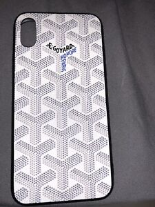 GoYard Phone Case for I phone X
