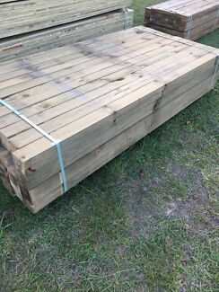 Wanted: 100x100 pine posts