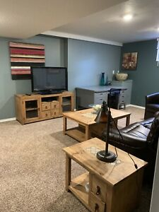Fully Furnished Suite-All Utilities/Internet/cable Inc