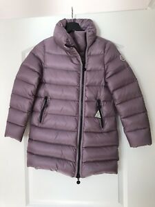 Moncler Girls Puffer Coat New Size 10