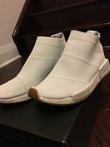 Adidas nmd city sock men's size 8
