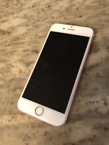 iPhone 6S 64gb Rose Gold - MINT CONDITION