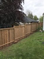 Free quotes !! Fences , fence repairs , gates , posts, holes