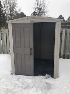 Keter Outdoor Shed