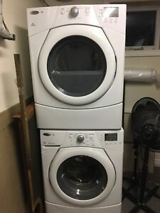 Whirlpool duet HE washer and dryer for sale!!!