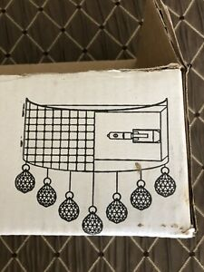 Reduced - - $30 new wall sconce