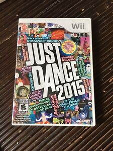 Just Dance 2015 for Wii