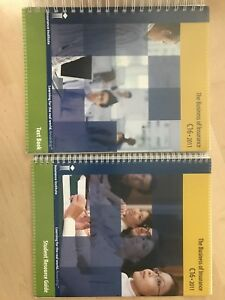 CIP The Business of Insurance C16