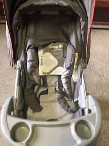 Stroller and Car Seat ( travel system)