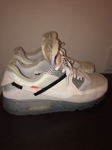 Off white air max 90 Size 11
