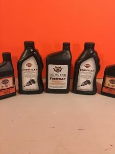 Harley oils and lubricants