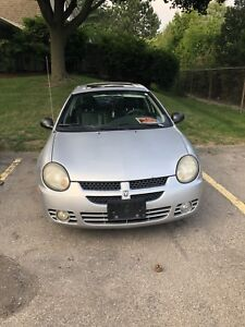03 Dodge Neon 5 speed manual transmission