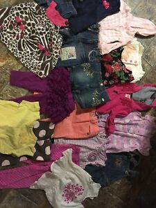 Spring/summer baby girl lot 3-6 months