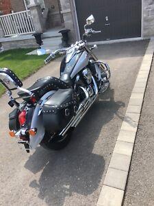 Kawasaki Vulcan 900 LT