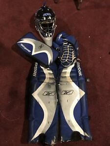 Reebok Street Hockey Goalie Gear