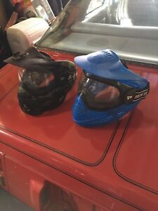 Paintball mask and accessories