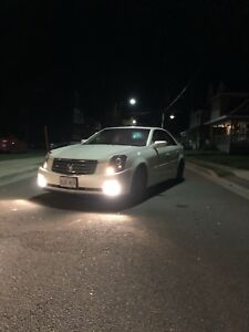 CADILLAC CTS LUXERY SPORT EDITION