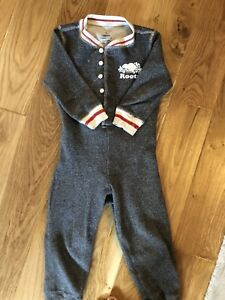 ROOTS size 4T one piece