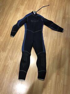 Wet suit bare 14 mm