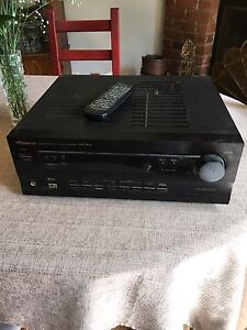 Audio/Video Channel Receiver