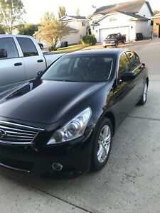 2011 Infiniti G37x Luxury Car! Partial trade for truck