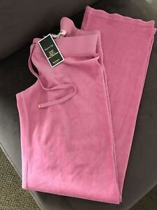 Juicy couture Original Velour Pant NWT