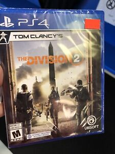 The Division 2 (new sealed)