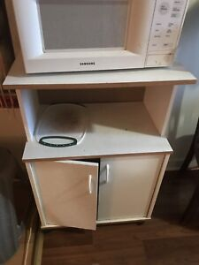 Microwave stand $15