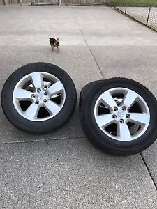 Ram wheels and tires