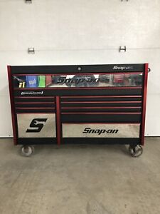 Coffre snap on snapon snap-on master serie  mactools mac tools