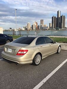 Mercedes c250 4matic