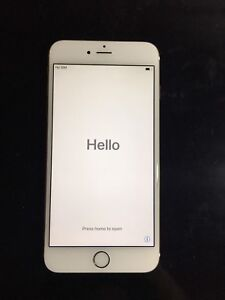 Selling iPhone 6 Plus 16GB - Gold/ White