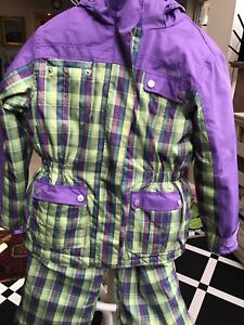 Columbia/Sunice/Obermeyer- Girls ski coats and snow pants