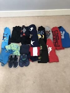 Various Boys Clothes (Size 4-5)