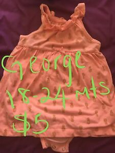 18-24 months girls clothing