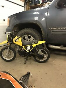 Looking for Yamaha  pw50 or parts