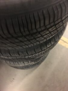 Winter tires and rims (repriced)!