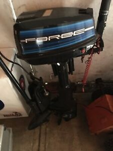 6hp force outboard motor